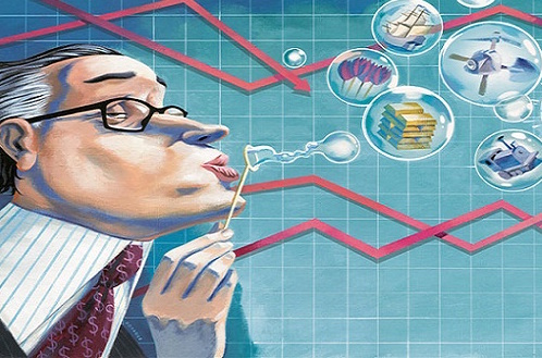 burbuja financiera